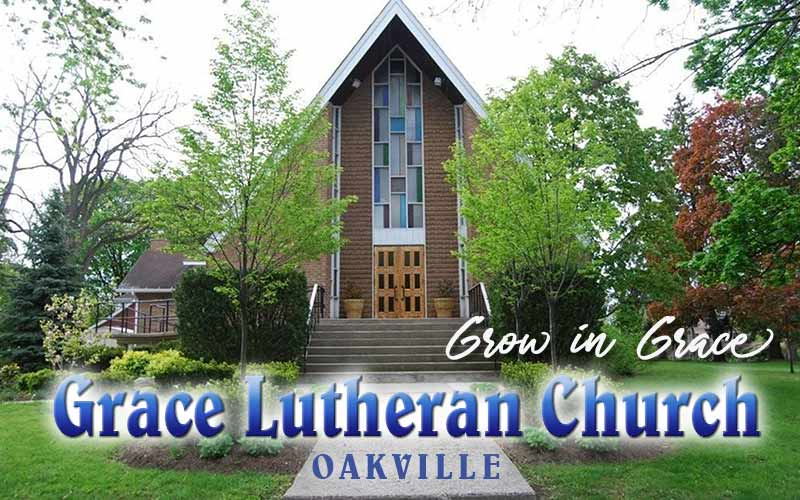Grace Lutheran Church Oakville