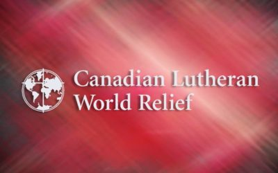 Witnessing to others through Canadian Lutheran World Relief