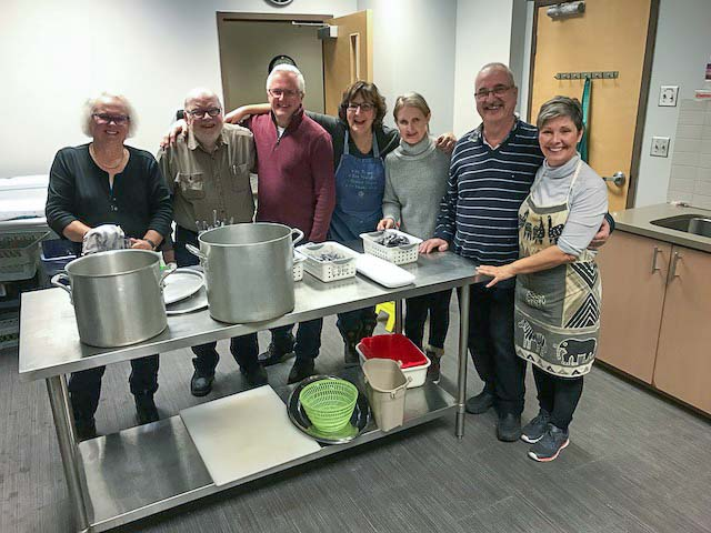 Serving others through Kerr Street Mission