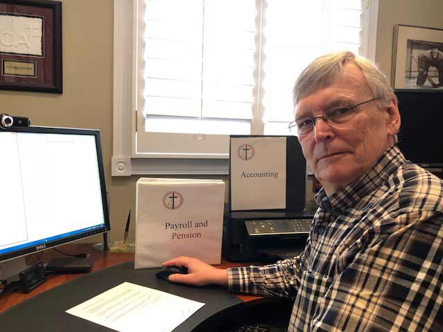 How does the Treasurer act as a good steward of your donations?