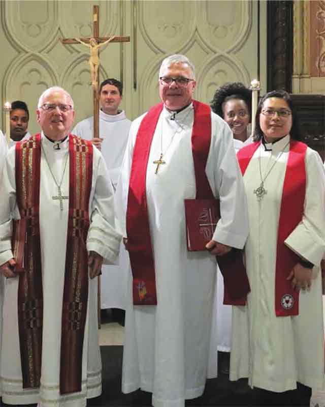 Bishop Michael Pryse