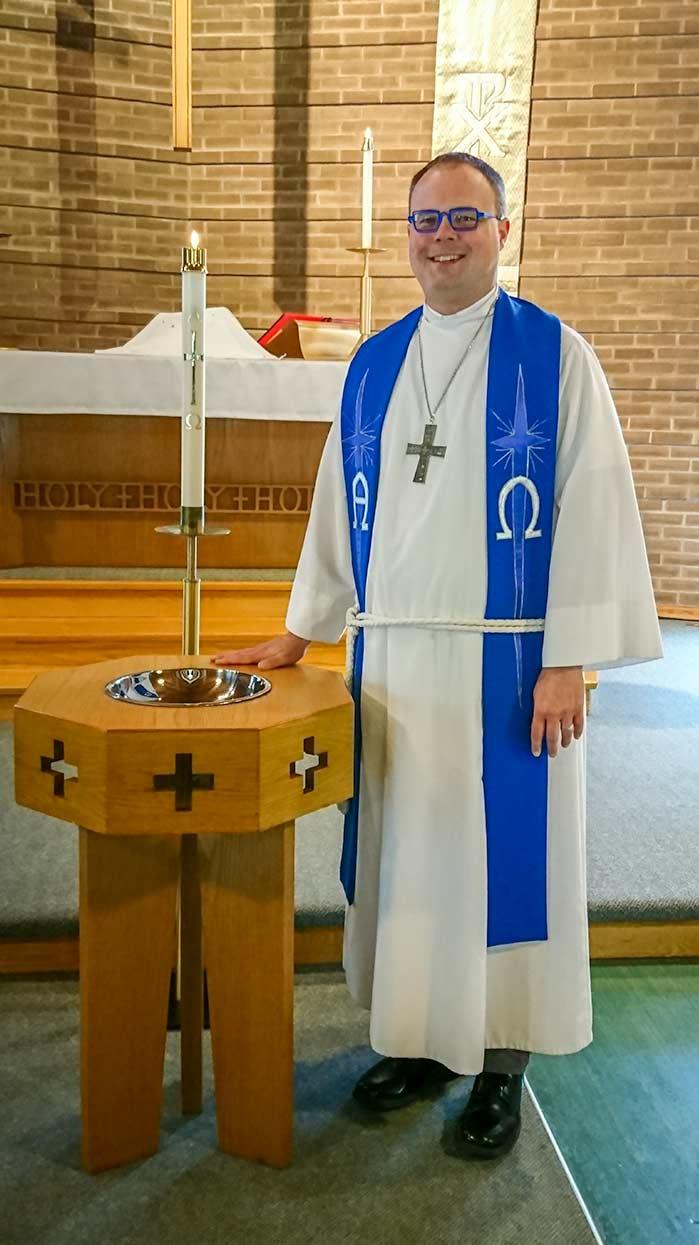 Pastor Richard A. Kwiatkowski