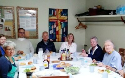 Wednesday Supper with Evening Prayer
