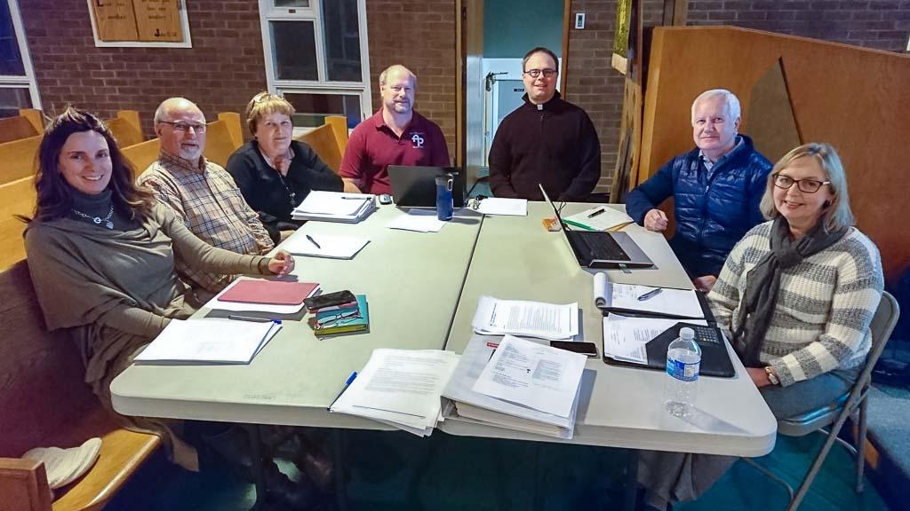 Grace Church Council 2018 2019